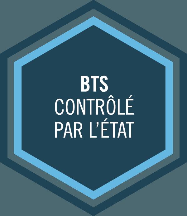 BTS sous contrat