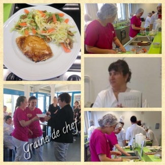 Conncours GRAINES DE CHEF